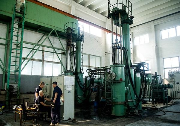 1.5 ton vacuum self-consuming furnace