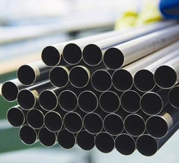 Corrosion resistant titanium pipe